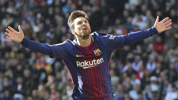 Lionel Messi meminta klausul khusus dalam perpanjangan kontrak dengan Barcelona pada November 2017. (