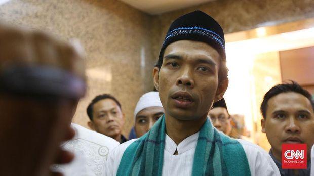 Santainya Ustaz Abdul Somad Hadapi Provokasi