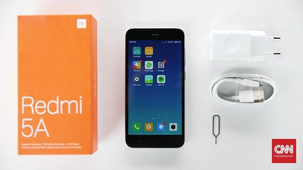 Sepekan Bersama Xiaomi Redmi 5A