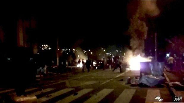 Unjuk rasa di Iran memasuki hari kelima.
