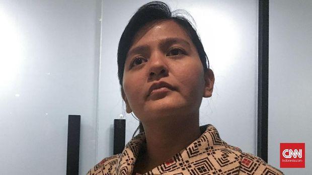 Ratu Tisha menjadi Sekjen PSSI sejak Juli 2017.