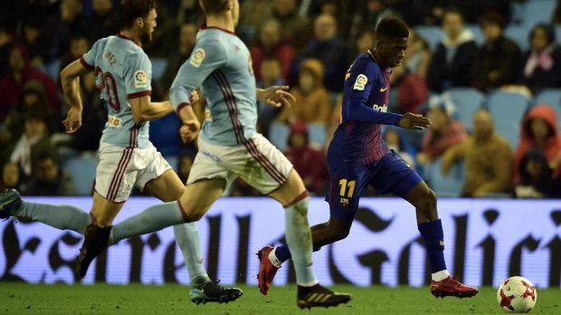 Ousmane Dembele sudah dihargai mahal oleh Barcelona meski ia belum banyak berprestasi.