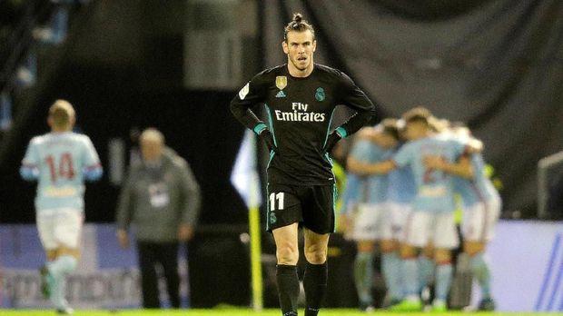 Cedera panjang yang dialami Gareth Bale menjadi salah satu kendala Madrid memainkan trio BBC.