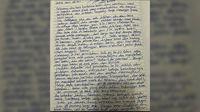 Surat Cinta Terakhir Ahok Untuk Veronica Tan