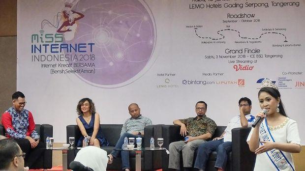 Pencarian 'Miss Internet Indonesia' Kembali Hadir di 2018