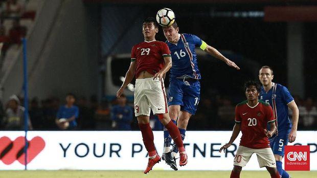 Penampilan sejumlah pemain Timnas Indonesia mendapat pujian dari kubu Islandia.