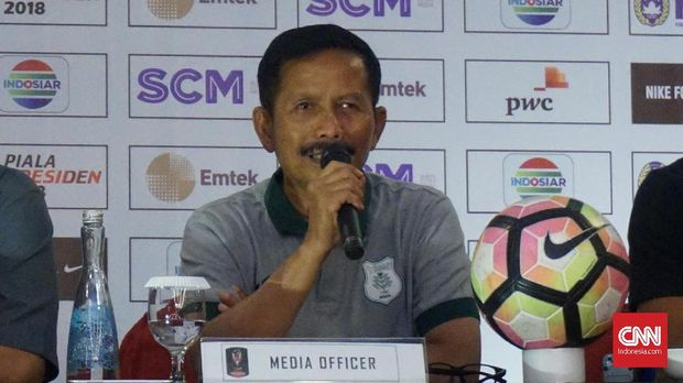 Djanur akan memimpin PSMS Medan mengadapi mantan timnya, Persib Bandung, di Grup A Piala Presiden. (