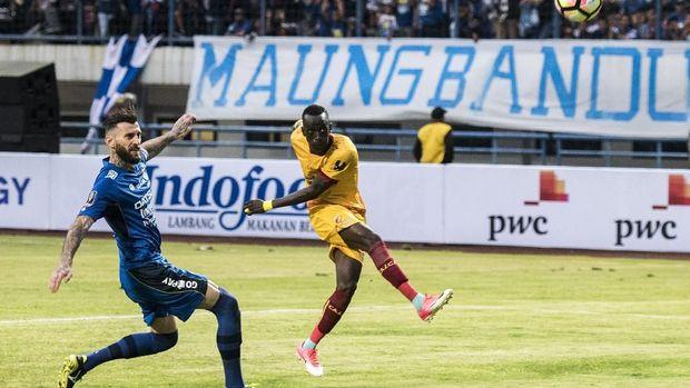 Persib Bandung akan menghadapi satu lagi wakil dari Sumatera, PSMS Medan, di Grup A Piala Presiden 2018. (