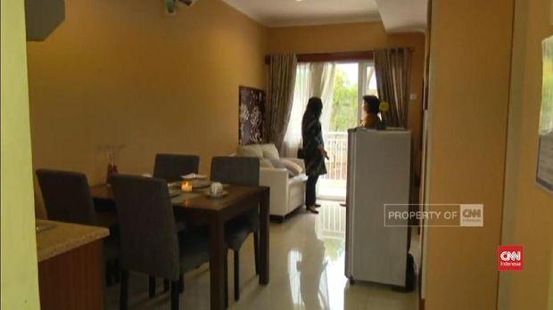 Contoh Rumah DP Nol Rupiah