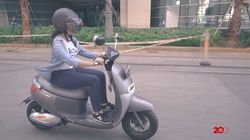 Menjajal Viar Q1, Motor Listrik Rasa Pabrikan Indonesia