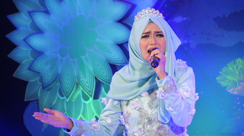 30 Besar Sunsilk Hijab Hunt 2017 Bandung - Dessy Qudsiyati Qolbi