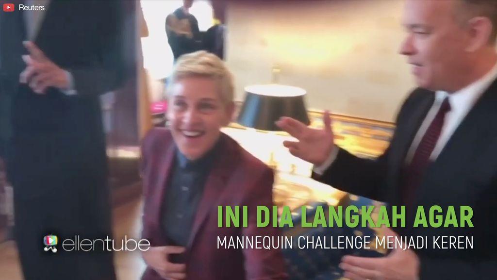 Ini dia Langkah-Langkah Membuat Video Mannequin Challenge