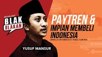 Saksikan Blak-blakan Yusuf Mansur PayTren dan Impian Membeli Indonesia