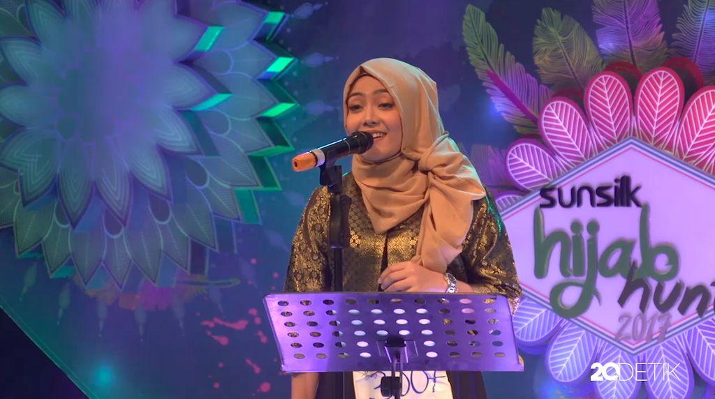 18 Besar Sunsilk Hijab Hunt 2017 Palembang - Fithriani Rahayu SM