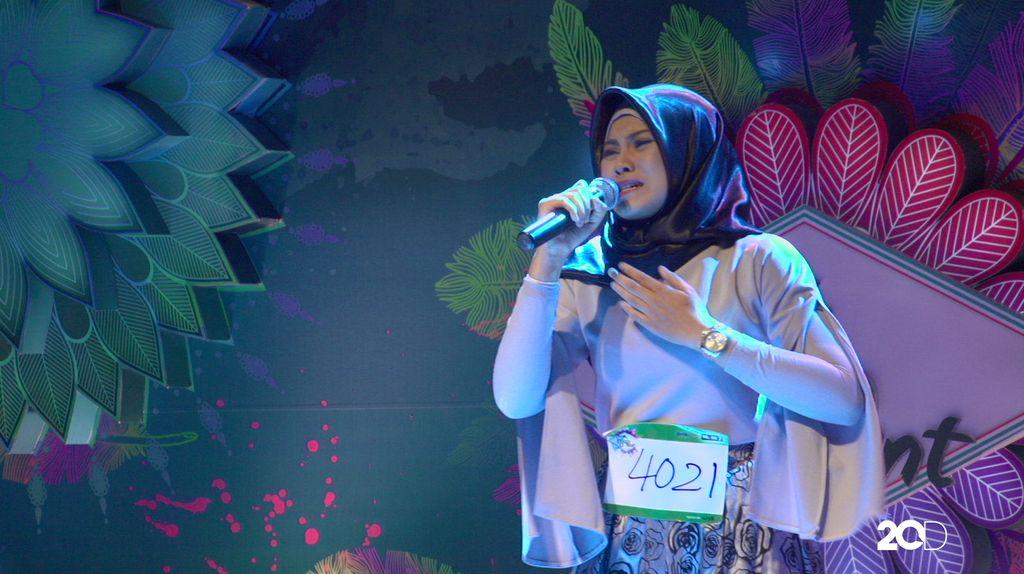 23 Besar Sunsilk Hijab Hunt 2017 Medan - Virdinna Aldiza