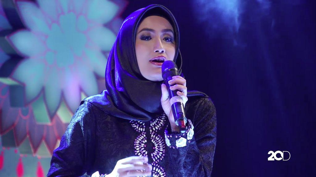 24 Besar Sunsilk Hijab Hunt 2017 Jakarta - Alintiya Zhafara