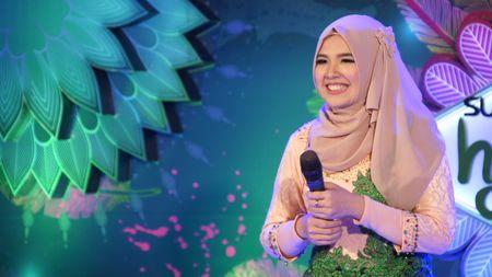 30 Besar Sunsilk Hijab Hunt 2017 Bandung - Fayruzziana