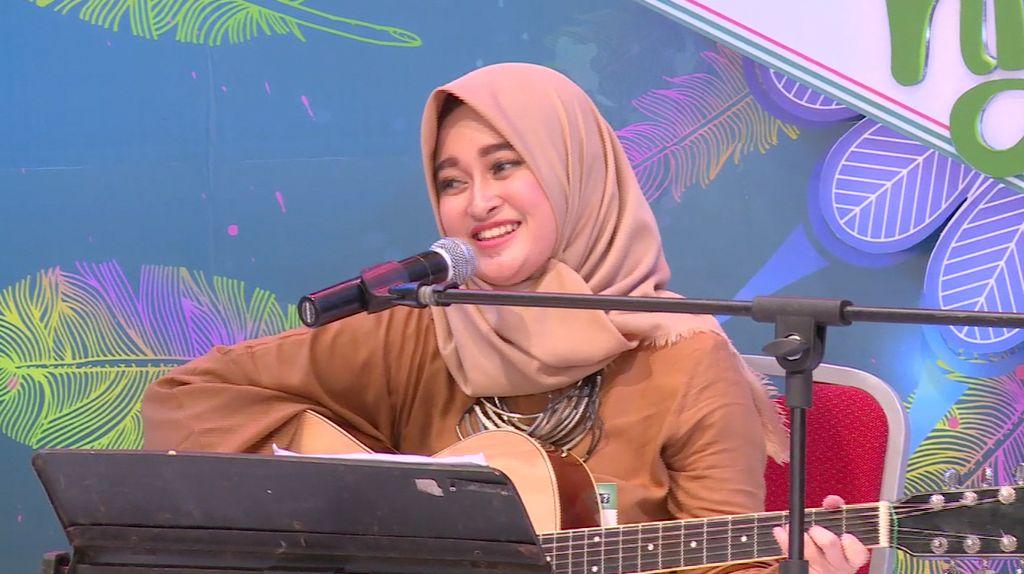 20 Besar Sunsilk Hijab Hunt 2017 Yogyakarta - Raden Hanum Tri Anggari