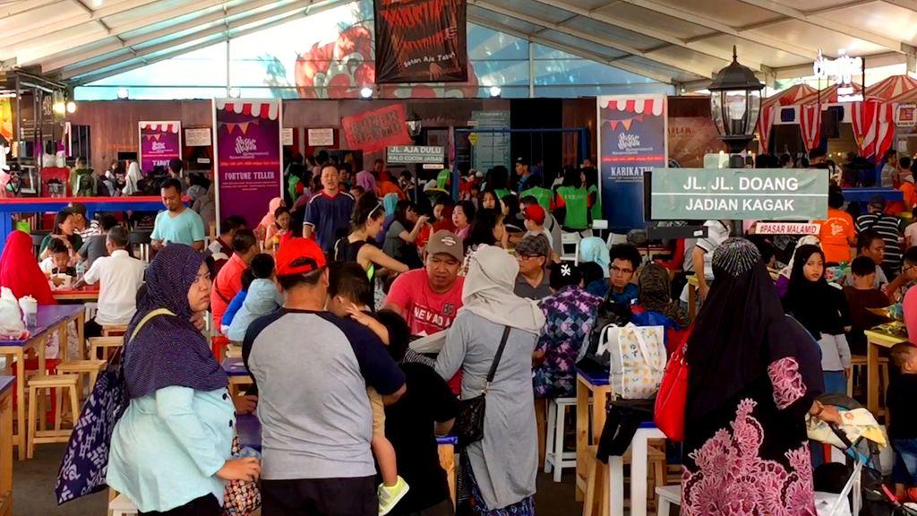 2.700 Stand Jakarta Fair Siap Manjakan Mata Pengunjung