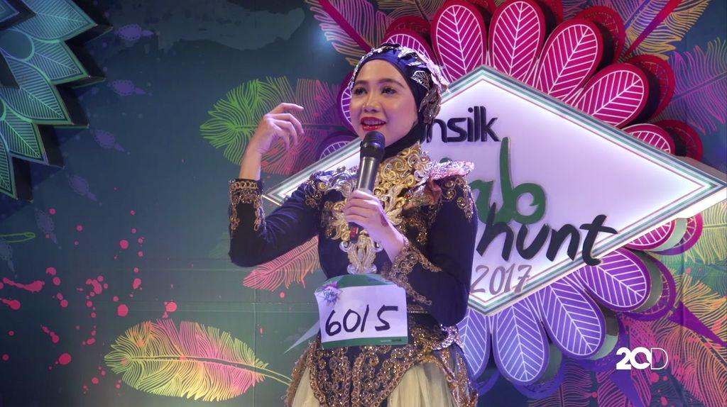 24 Besar Sunsilk Hijab Hunt 2017 Jakarta - Ratna Ariyani