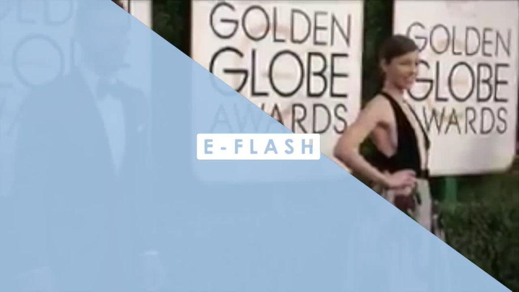 Gaya Pasangan Selebriti di Golden Globe Awards