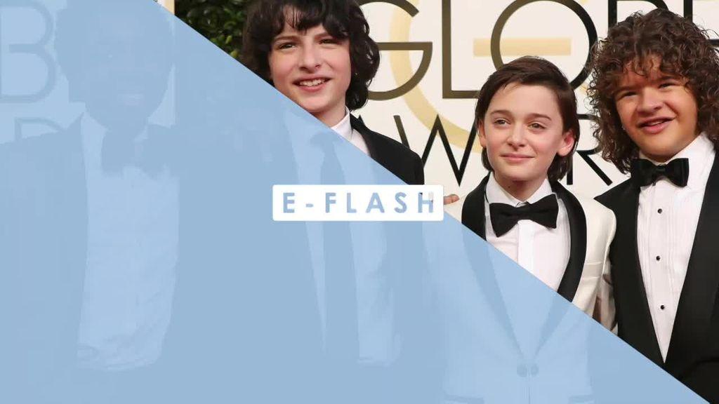 Anak-anak Stranger Things Tampil Asyik di Golden Globe Awards