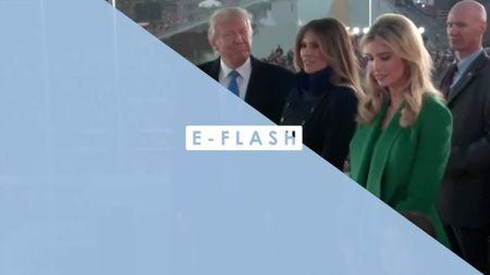 Ini Penampilan Melania dan Ivanka Trump Jelang Inaugurasi