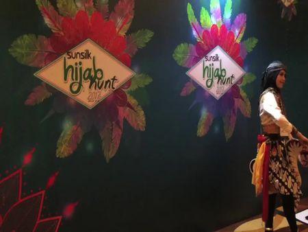 Ada kostum kuda lumping yang menarik di audisi sunsilk hijab hunt 2017
