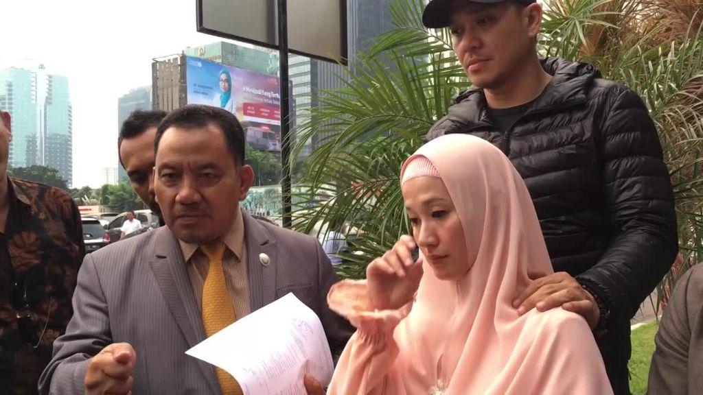 Lyra Virna dan Fadlan Muhammad Laporkan Ada Tour ke Polda