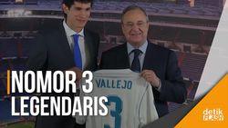 Zidane Panggil Jesus Gantikan Pepe si Palang Pintu Real Madrid