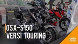 Motor Touring Suzuki Dilego Rp 25 Juta