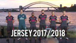 Jersey Ketiga Arsenal Bernuansa Gelap