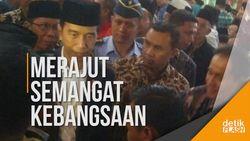 Presiden Jokowi Bercerita tentang Luasnya Indonesia