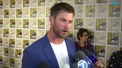 Thor dan Hulk Bikin Histeris di San Diego Comic-Con