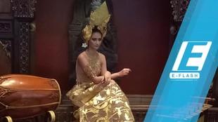 Diana Putri Boyong Srikandi di LA Fashion Week