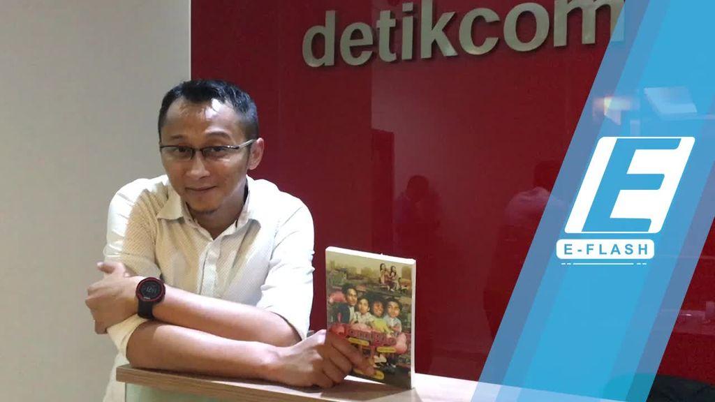 Bedah Novel Jomblo Bersama Penulis Adhitya Mulya