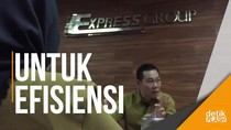 Kemajuan Teknologi yang Paksa Express Group PHK Karyawan