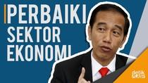 Pak Jokowi, Publik Belum Puas dengan Perbaikan Ekonomi