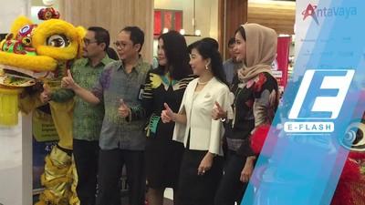 Pertama Kali di Palembang, Pengunjung Serbu Mega Travel Fair