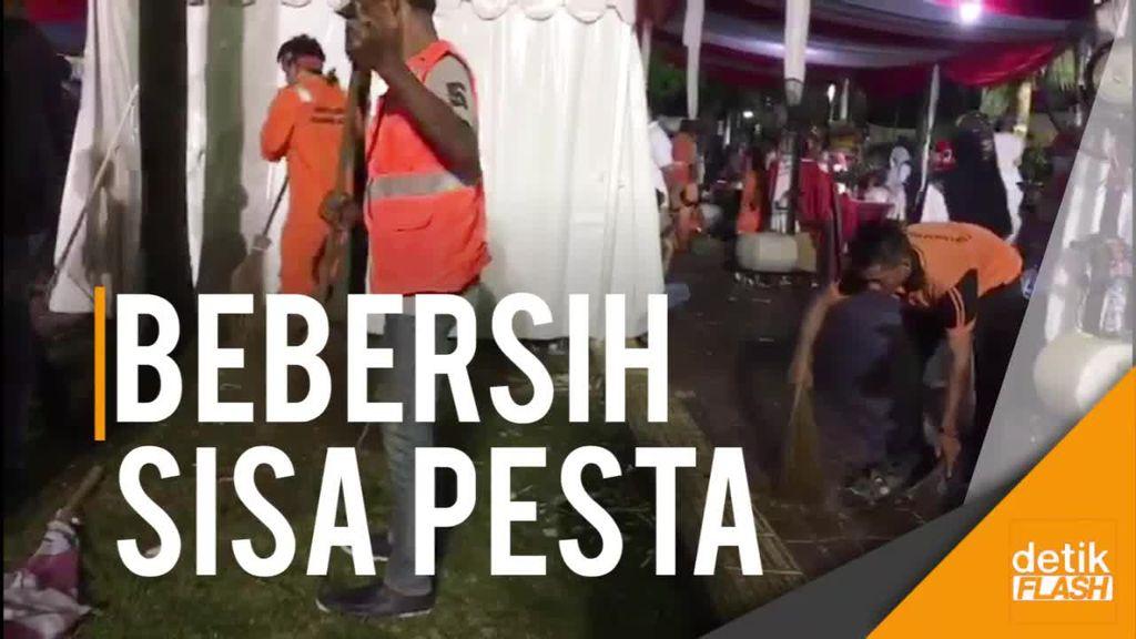 Pesta Rakyat Anies-Sandi Usai, Saatnya Pasukan Oranye Bekerja