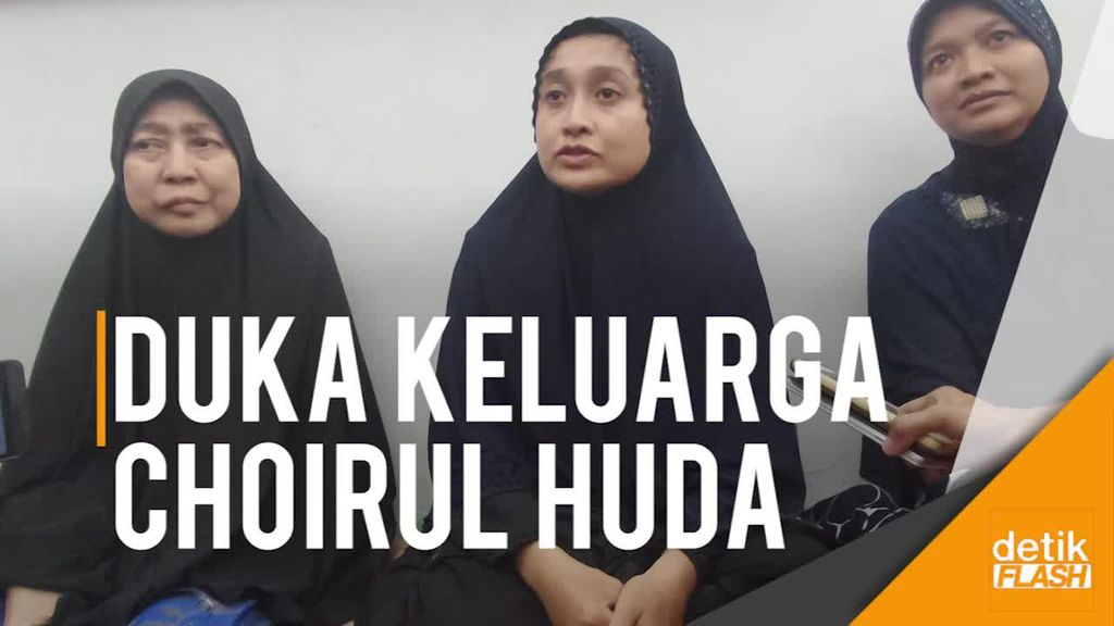 Istri Choirul Huda Mengenang Impian Suaminya