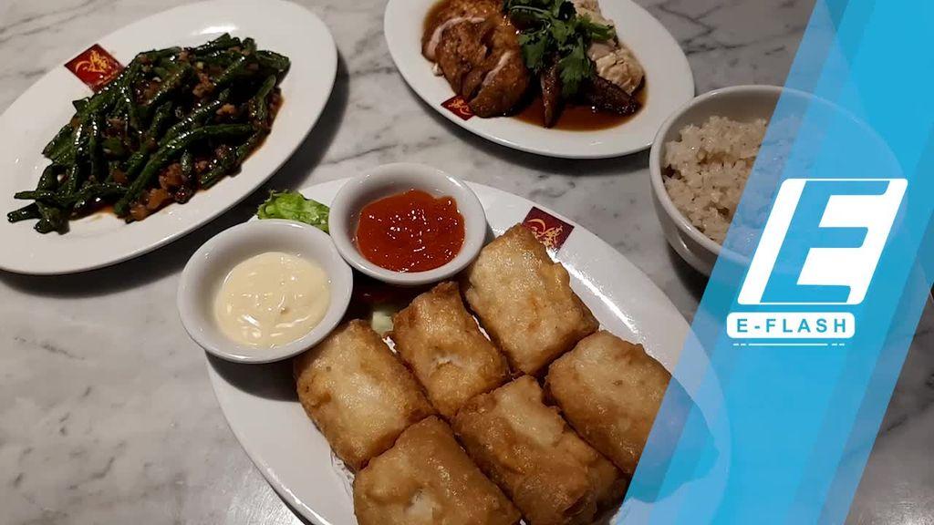 Sedap! Nasi Hainan dengan Berbagai Pilihan Ayam