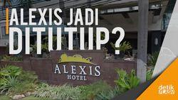 Pak Anies, Polisi Sudah Siap Backup Penutupan Alexis Nih!