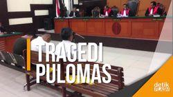 2 Terdakwa Perampokan dan Pembunuhan Pulomas Dihukum Mati