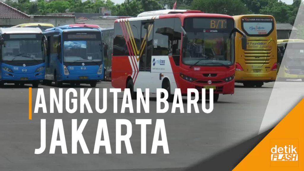 Melongok Minitrans, Si Pengganti Metro Mini