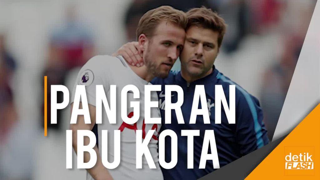 Harry Kane Mungkin akan Ikuti Jejak Totti