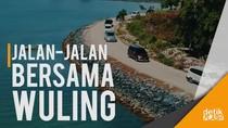 Berkendara Wuling Keliling Pulau Dewata
