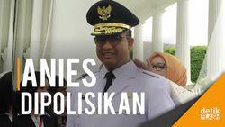Gubernur Anies Baswedan Dipolisikan Terkait Pidato Pribumi