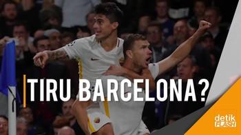 Penguasaan Bola Jadi Karakter Permainan Roma