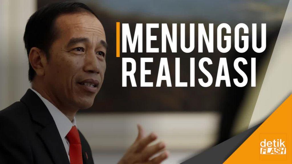 Rapor Merah Penuntasan Kasus HAM Berat di Masa Jokowi